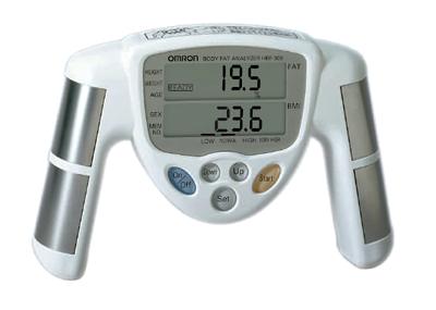 Máy đo lượng mỡ cơ thể HBF-306