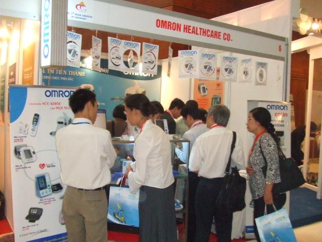 Omron tham gia Hội nghị Tim mạch Đông Nam Á lần thứ 17 1