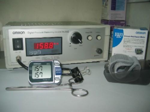 Thiết bị kiểm chuẩn cho Máy đo huyết áp 1
