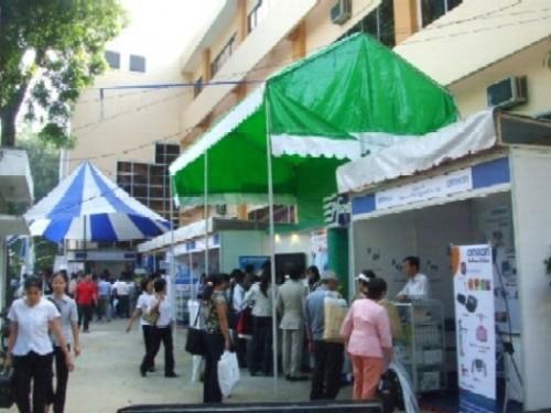 OMRON tham gia Hội nghị tim mạch phía Nam tổ chức tại TP. Hồ Chí Minh từ ngày 28 tới ngày 30-11-2007. 1