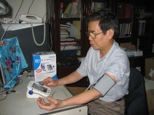 Tác dụng của việc đo huyết áp tại nhà. 1
