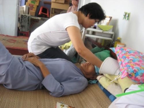 Chăm sóc người bệnh tăng huyết áp tại nhà 1