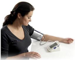 Máy đo huyết áp HEM-7203 2