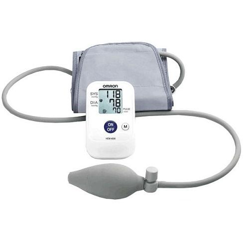 Máy đo huyết áp bắp tay bán tự động HEM-4030