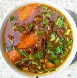 Món ăn trị bệnh huyết áp cao, tim, mỡ trong máu và thiếu máu 1