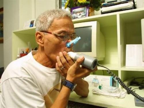 Bệnh hô hấp ở người cao tuổi 1