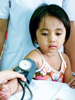 Cao huyết áp ở người trẻ tuổi
