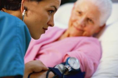 huyết áp ở người cao tuổi