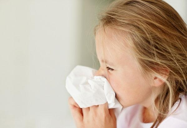 Khắc phục chứng ngạt mũi  1