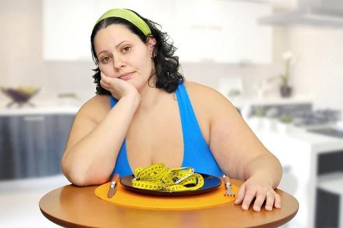 Giảm béo phì không cần nhịn ăn 1