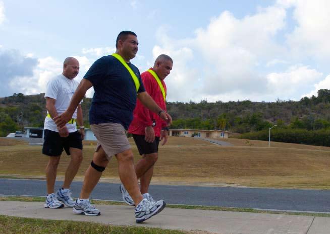 Đi bộ giảm cân 1