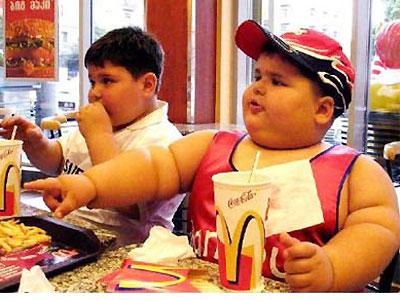 10 nguyên nhân gây béo phì 1
