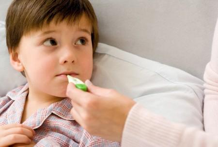 Thực phẩm phòng cảm cúm cho trẻ