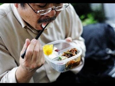 Bữa ăn trưa và bệnh cao huyết áp