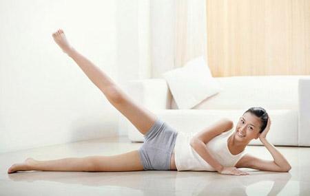 Những bài tập hữu hiệu cho người béo phì 1