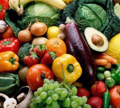 ăn nhiều rau, quả có lợi cho người muốn giảm cân