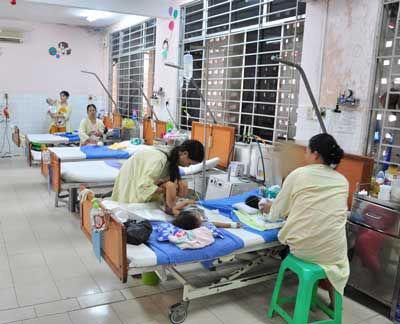 Sốt xuất huyết lan trên 30 tỉnh, 42 người thiệt mạng