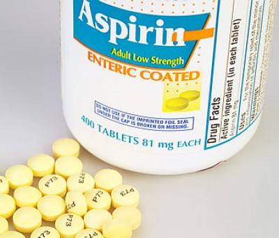 Không uống aspirin khi bị hen phế quản  1