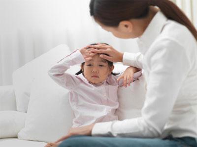 Để nhận định đúng về sốt ở trẻ em