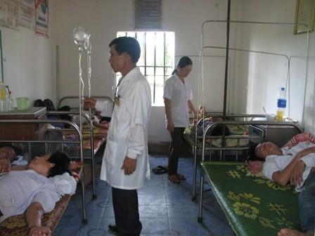 Tp.HCM chủ động phòng dịch sốt xuất huyết nguy hiểm 1