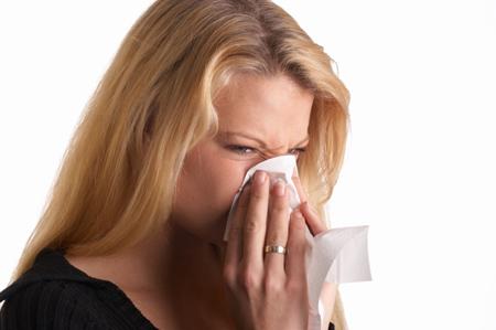 Triệu chứng của bệnh viêm mũi dị ứng  1