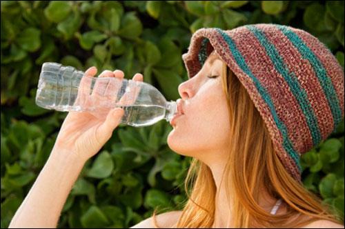 2. Uống nhiều nước 1