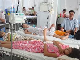 Tại TP.HCM đã có 50% phường, xã xuất hiện dịch sốt xuất huyết 1