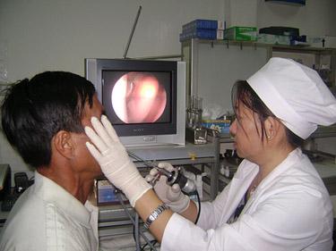 Phòng bệnh viêm mũi, viêm xoang trong thời tiết lạnh 1