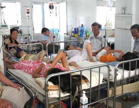 nd1 Phòng chống không để dịch sốt xuất huyết lan rộng