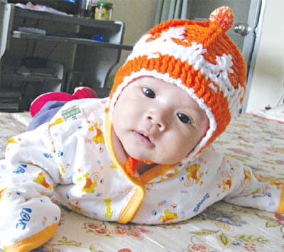 Trời lạnh, phòng bệnh tai mũi họng ở trẻ em 1