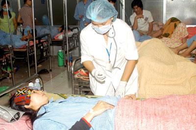 sot xuat huyet Hà Nội: Giảm 80% ca sốt xuất huyết