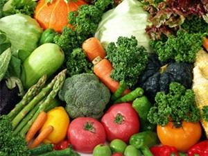 Ăn ít rau quả dễ bị tiểu đường và béo phì 1
