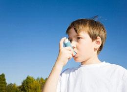 Làm sao để biết trẻ bị hen suyễn? 1