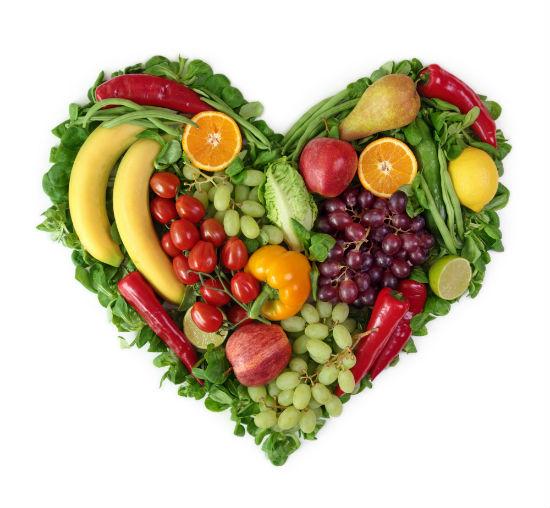 khau phan an de khoe tim Làm thế nào để giữ trái tim khỏe?