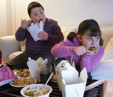 Bệnh béo phì ở trẻ mầm non 1