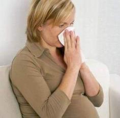 Bệnh cúm ở phụ nữ mang thai 1