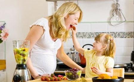 Phòng ngừa và điều trị bệnh cúm ở phụ nữ mang thai 1