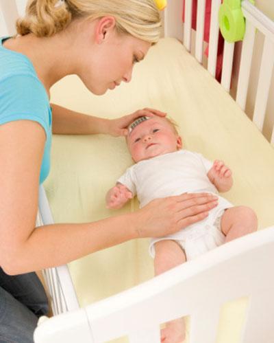 Xử trí và phòng ngừa sốt do virut ở trẻ  1