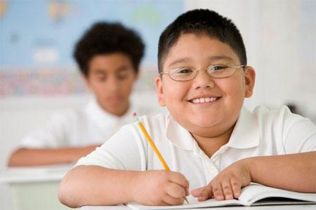 Chữa bệnh béo phì ở trẻ lớp 5