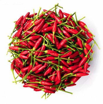 Công dụng của ớt cay với bệnh huyết áp cao 1