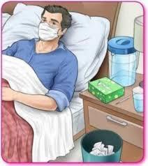 Thời tiết đang thuận lợi cho bệnh cúm A/H1N1 tấn công 1