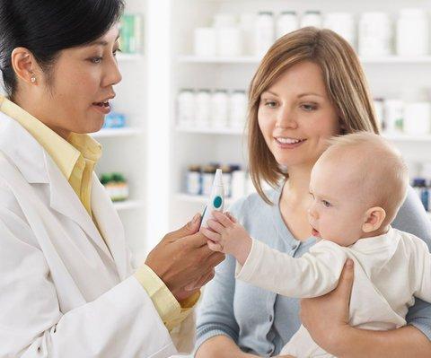 Virut hợp bào gây viêm phổi ở trẻ em
