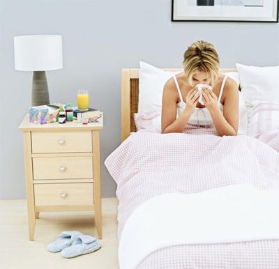 Đẩy lùi bệnh ngạt mũi trong mùa lạnh 1