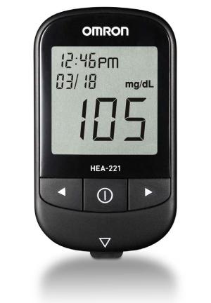 may do duong huyet HEA 221 Máy đo đường huyết HEA 221