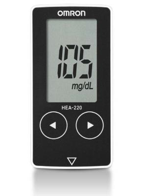may do duong huyet HEO 220 Máy đo đường huyết HEA 220