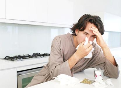 5 triệu chứng chính của bệnh viêm xoang 1