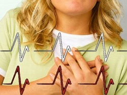 Làm gì khi nhịp tim nhanh? 1