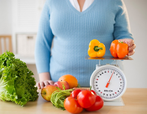 Thận trọng khi áp dụng chế độ giảm cân
