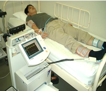 Thiết bị mới cho việc chẩn đoán bệnh xơ vữa động mạch OMRON VP - 1000 PLus 1