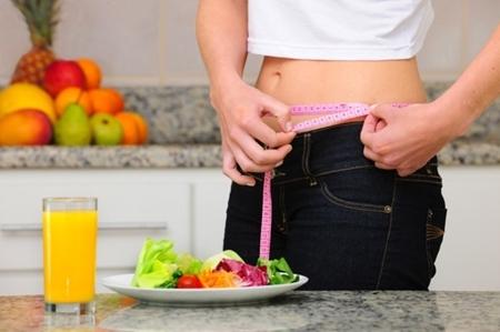 Những sai lầm trong ăn uống giảm cân 1